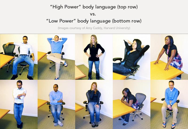 body-language-power-poses-amy cuddy, harvard