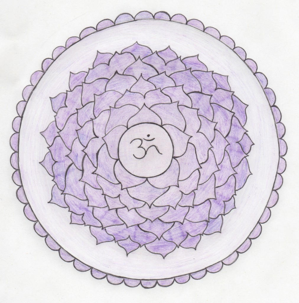 How to balance your crown chakra with three different tools crown chakra buycottarizona Image collections