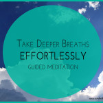 Take a deep breath…
