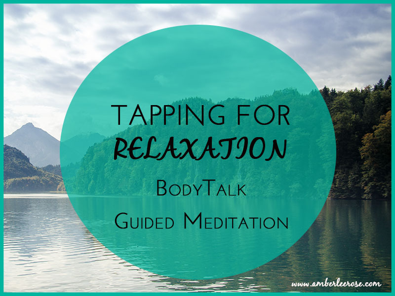 tapping for relaxation
